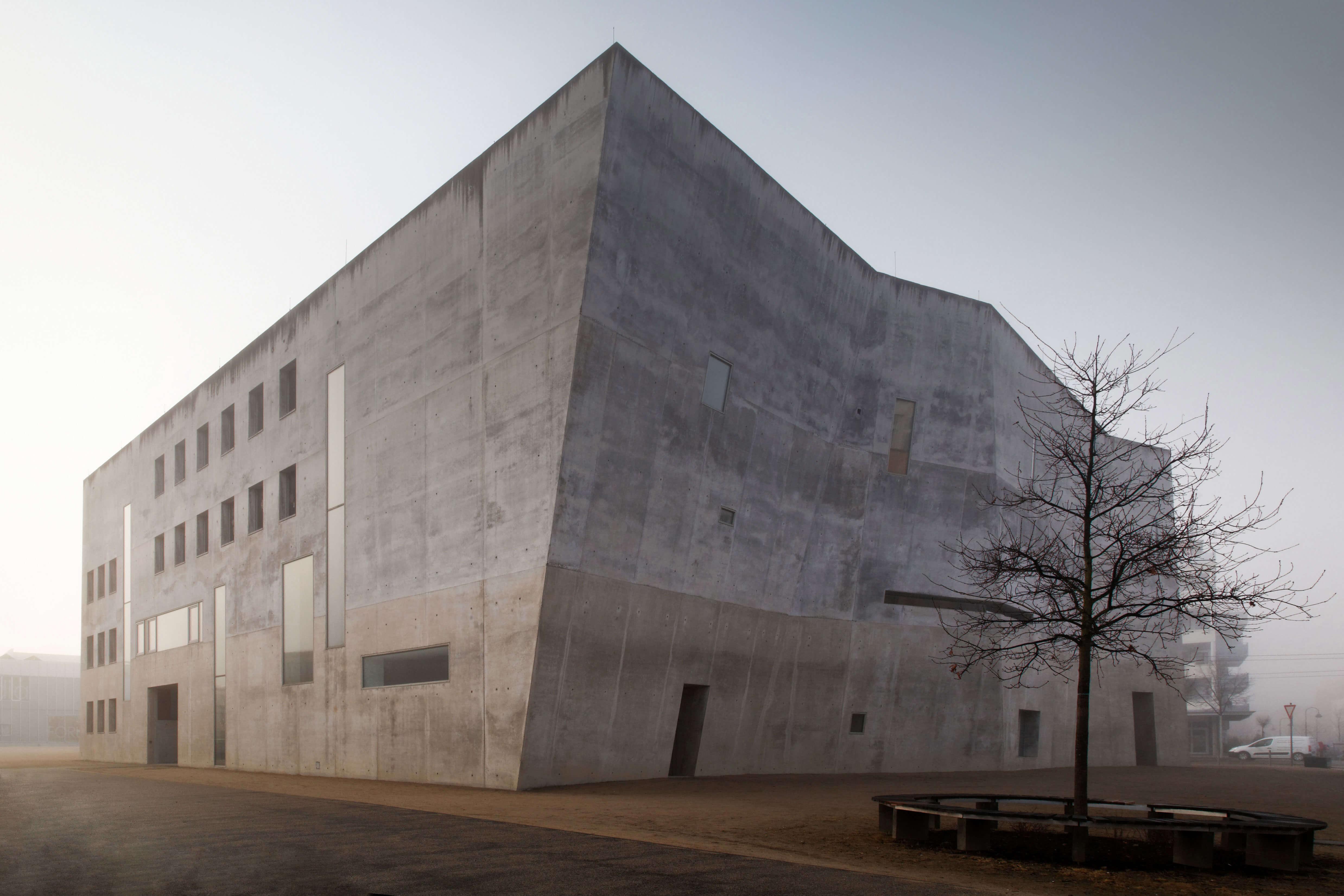 Architektur Freiburg ksg architekten magdalena church freiburg