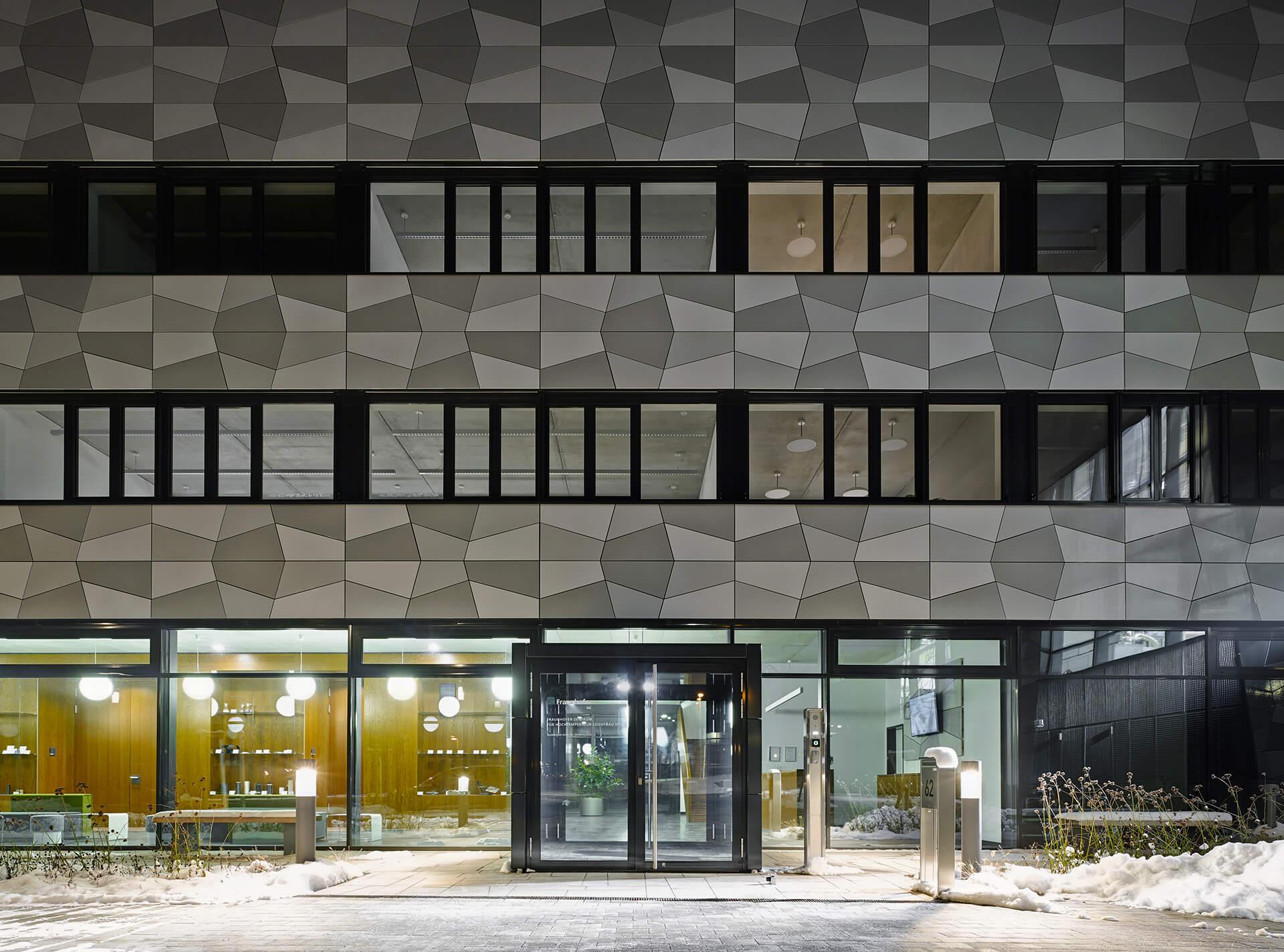 Architekten Bayreuth ksg architekten fraunhofer institut bayreuth