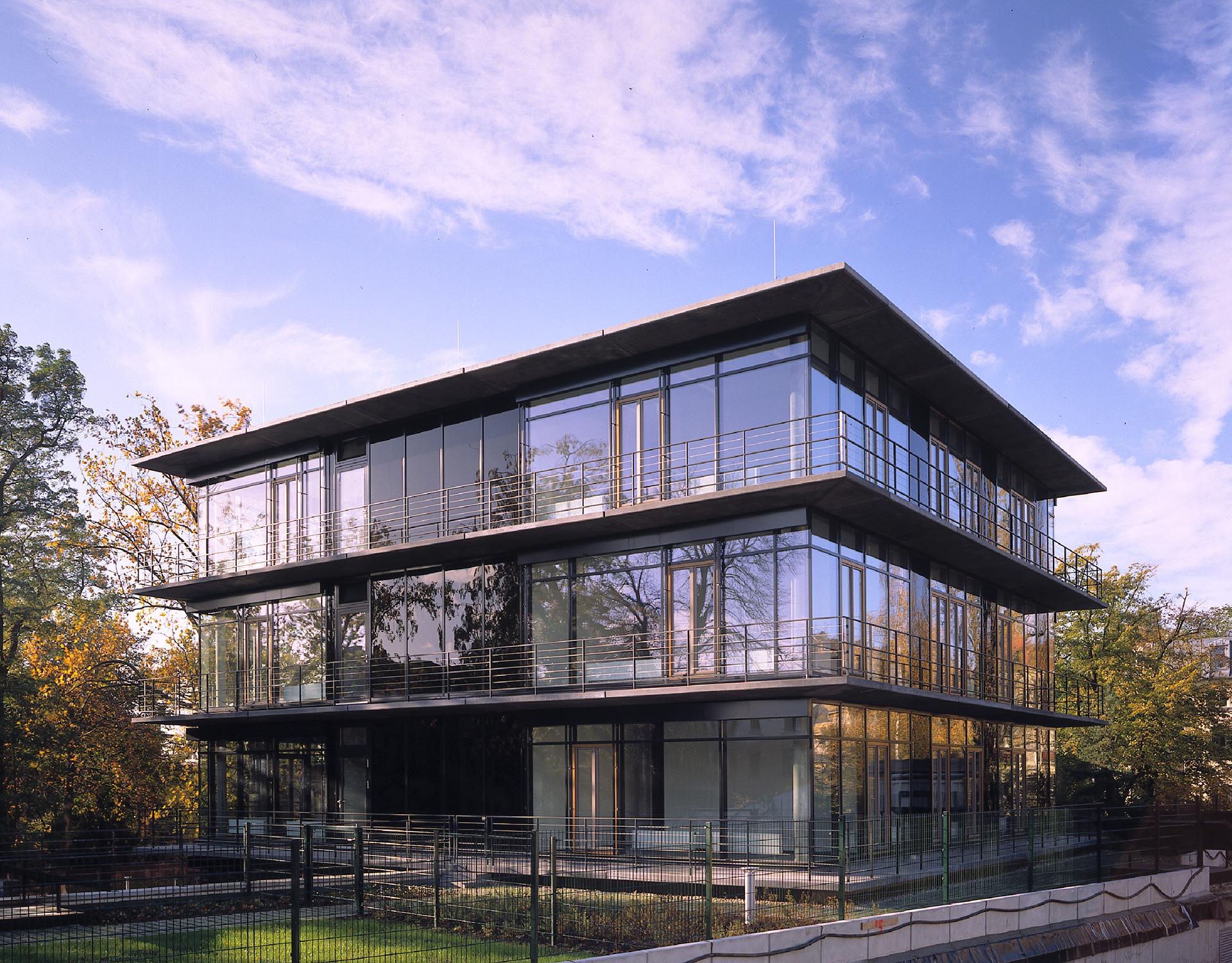 ksg architekten max planck institut 1 ba halle. Black Bedroom Furniture Sets. Home Design Ideas