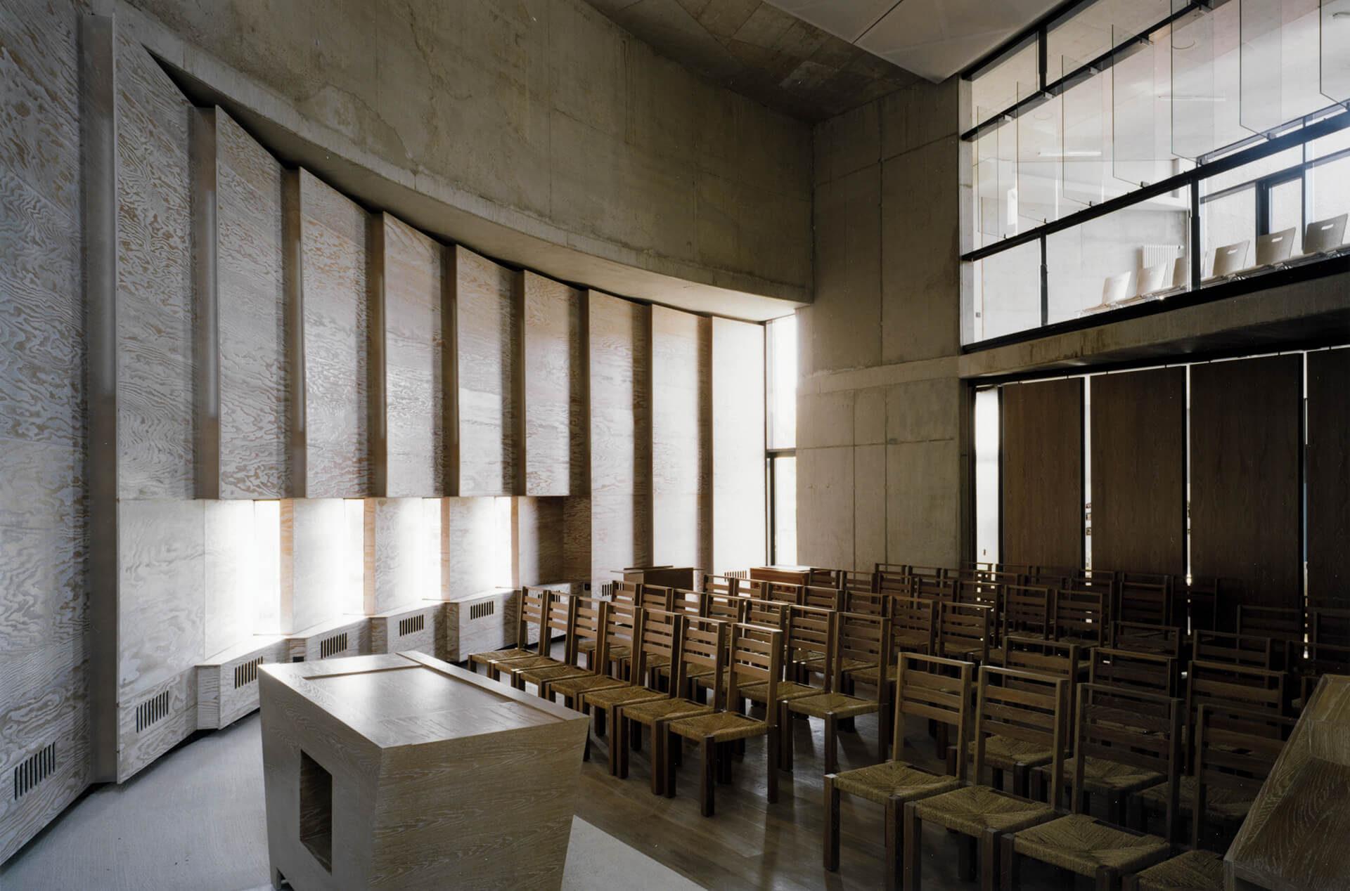 ksg architekten pauluskirche k ln porz. Black Bedroom Furniture Sets. Home Design Ideas