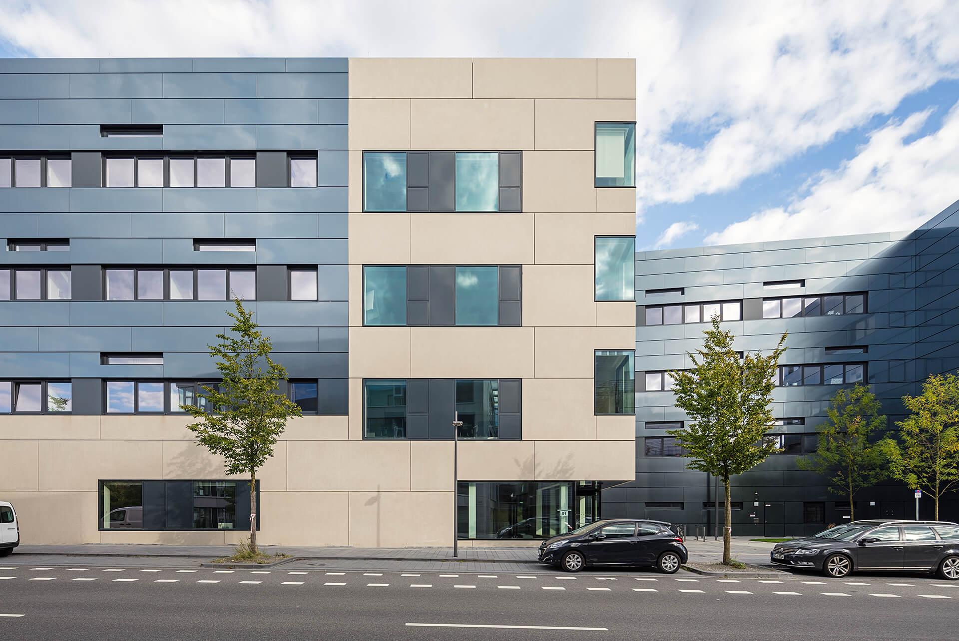 Ksg architekten ngp aachen - Architekten aachen ...
