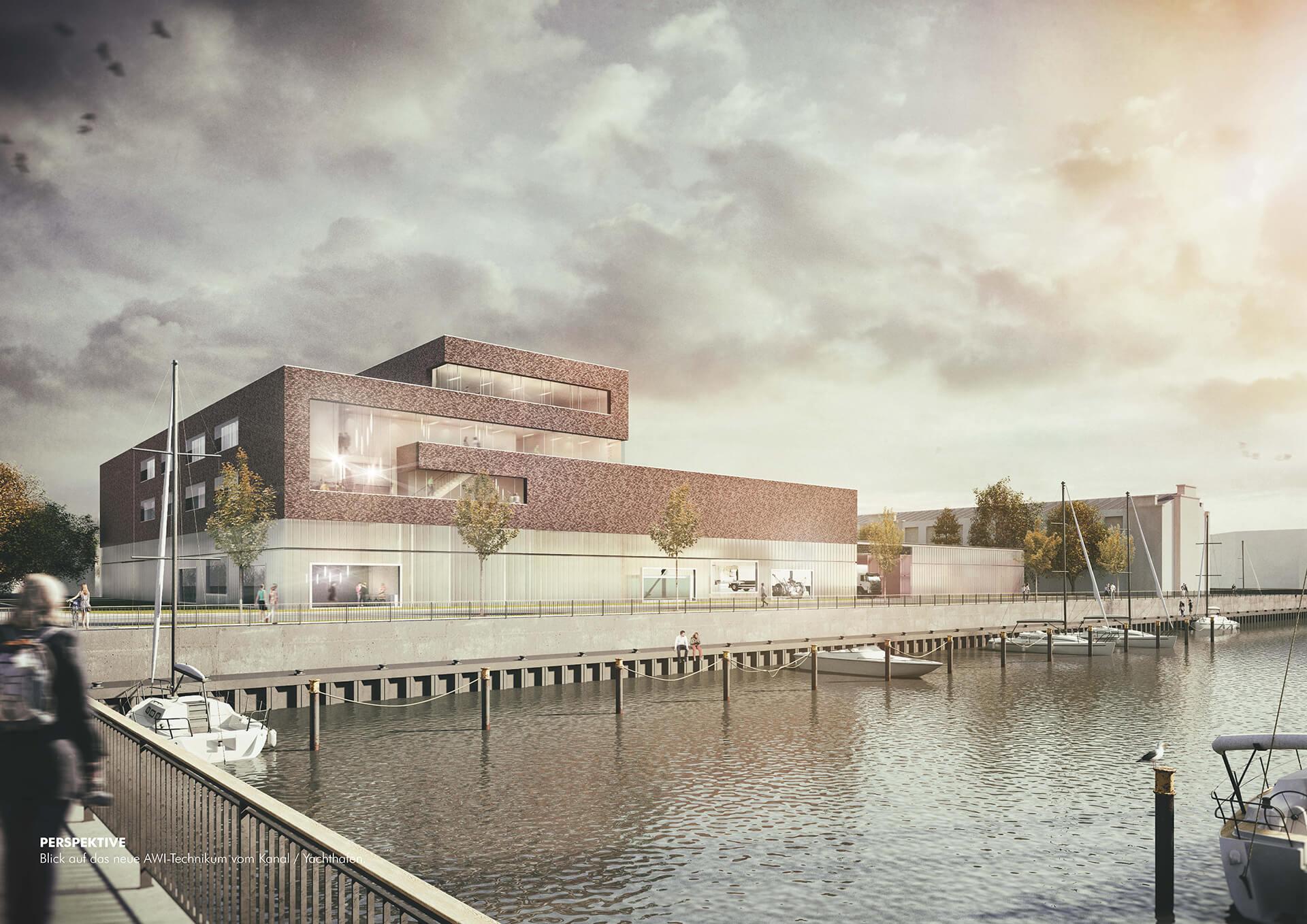 Architekten Bremerhaven ksg architekten awi alfred wegener institut in bremerhaven