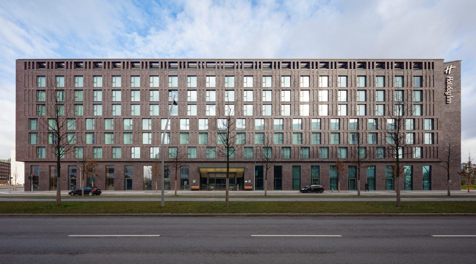 Ksg Architekten Holiday Inn Hotel Hafencity Hamburg