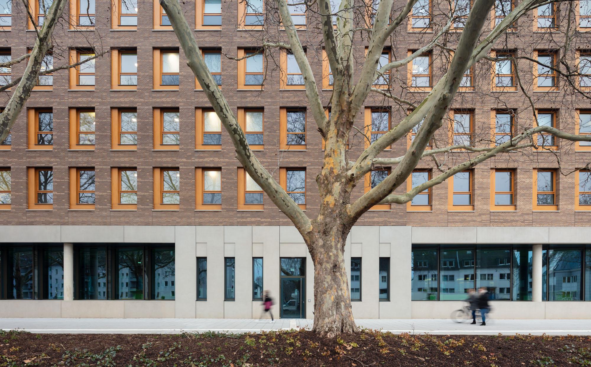 Uni Köln Wiso Gebäude